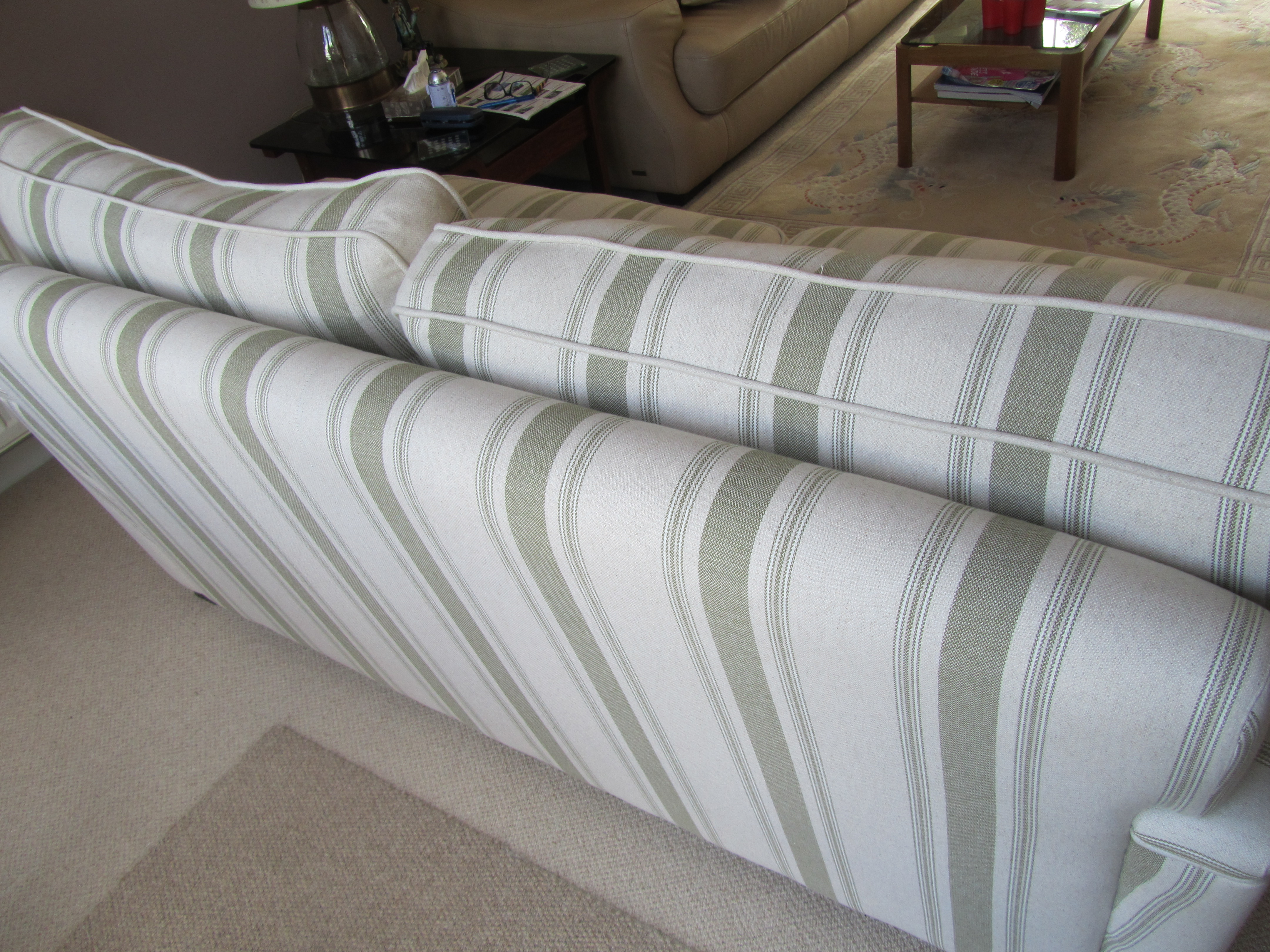 For sale: three seater settee