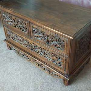 For sale: Indonesian Drawers
