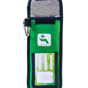 Lost: Green pouch with two Jext solution (EpiPen) lost around Ashely Centre