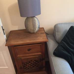 For sale: Bedside table