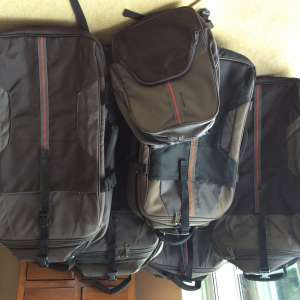 For sale: Luggage