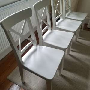 For sale: 4 Ikea Chairs